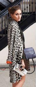 #street #style / leopard print