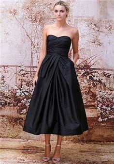 Reception dress for me?  Monique Lhuillier Bridesmaids 450199
