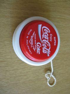 El yo yo de coca cola!!! como olvidarlo... gracias Coca Cola por tantas cosas!!!
