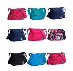 Selling 2016 New Korean Fashion Women Shoulder Bag Kiple Waterproof Nylon bag Shoulder Messenger Multilayer bag women Bag Bolsos