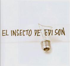 El insecto de Edison