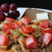 Taco Beef Cabbage Stir-Fry (GF, Grain-Free)