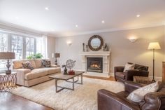 Humber Valley Family Home Family Room
