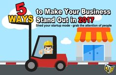 5 Ways How to Make Your Business Stand Out in 2017 - The Visual Cube® Picture Stand, Learning Centers, Startups, 5 Ways, Entrepreneurship, Cube, Make It Yourself, Facebook, Education