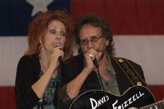 David  Frizzell and Shelly West   Celebrity Spotlight on Country Thunder 2008