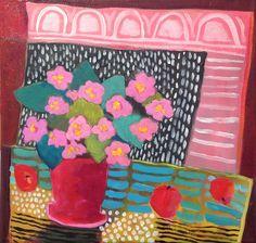 acrylic on canvas. Original Painting