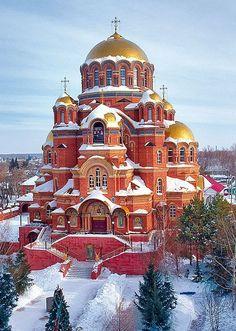 Byzantine Architecture, Russian Architecture, Religious Architecture, Church Architecture, Beautiful Architecture, Unique Buildings, Amazing Buildings, Beautiful Castles, Beautiful World
