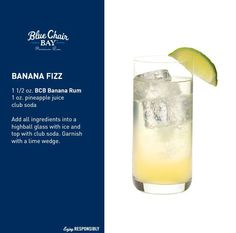 kenny chesney s blue chair bay rum drinks to try pinterest