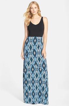 Tart 'Delaney' Jersey Maxi Dress available at #Nordstrom