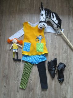 felinchens: Hej Pippi Longstocking - Halloween Do it yourself Pippi Longstocking, Diy For Teens, Diy For Kids, Gifts For Kids, Diy Birthday Man, Birthday Gifts For Bestfriends, Birthday Outfits, Pool Party Outfits, Baby Kostüm