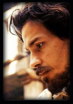 """Santiago Cabrera from BBC's """"The Muskateers"""""""