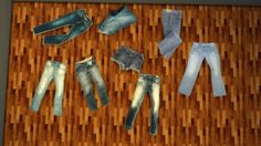 Leo 4 Sims: Jeans on the floor • Sims 4 Downloads