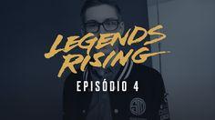 """Legends Rising Episódio 4: Faker e Bjergsen - """"Reis"""""""