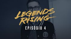 "Legends Rising Episódio 4: Faker e Bjergsen - ""Reis"""