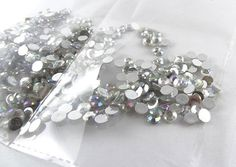 Rhinestones flat back beads reflect-ant by IndianCraftsBazaar Ants, Rhinestones, Reflection, Craft Supplies, Flat, Beads, Trending Outfits, Unique Jewelry, Handmade Gifts