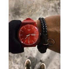 #Swatch RED REBEL http://swat.ch/Red_Rebel