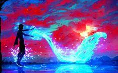 As surreais e coloridas ilustrações de fantasia de Benjamin Cehelsky a.k.a. Ryky