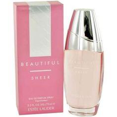 Estee Lauder Perfumes Sheer Beautiful