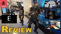 Epsilon Review