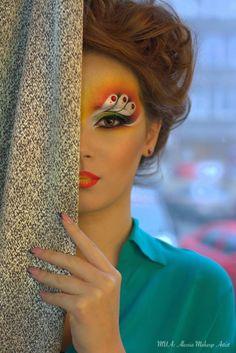 MUA: Alessia Make-up Artist https://www.facebook.com/machiajalessia