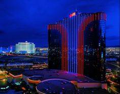 ❥ Rio All-Suite Hotel and Casino at Las Vegas, Nevada: Make yourself at home in one of the 2,526 air-conditioned rooms featuring refrigerators and minibars. Pay movies and video-game consoles are provided for your entertainment, with wired and wireless Internet access available for a surcharge.