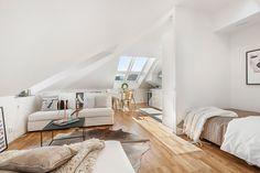 studio attic apartment