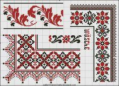 АЛЬБОМЪ АЗБУКИ И УЗОРОВ ДЛЯ ВЫШИВАНИЯ ПО КАНВЕ    ИЗДАНIЕ------Н.И.Шапошникова--------Москва 1899           http://patternmakercharts.blogspot.com/2009/10/1899-russian-cross-stitch-alphabets.html