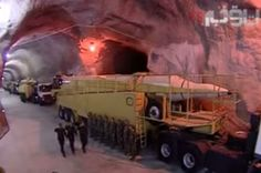 GAME CHANGER: Iran Just Unveiled This Secret Base - The Political Inside r  LEAD FROM BEHIND AGAIN