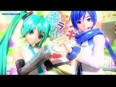 KAITO & Hatsune Miku - Suki Kirai -[ Like Dislike ] Giga-P Remix - PD FT - Cover - YouTube