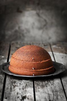 Kanela y Limón: Gravity cake de conguitos
