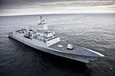 Nansen Class Anti-Submarine Warfare Frigates, Norway