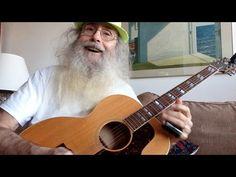 Slide Guitar Blues Lesson, Ramblin Blues Johnny Shines Style. The Rambli...