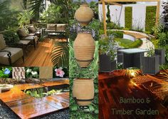 Garden Design Mood Board create your own design mood board | urban gardens | unlimited