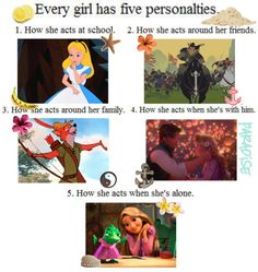 """Disney style"" this is hilarious! Hahaha...and true."