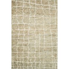 Hand Knotted Phoenix Rug Blonde