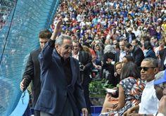 Cuestionado como pocas veces, Raúl Castro negó en presencia de Barack Obama que Cuba tenga presos políticos, pero la Iglesia católica y grupos opositores -considerados ilegales en la isla- lo desmienten a él.