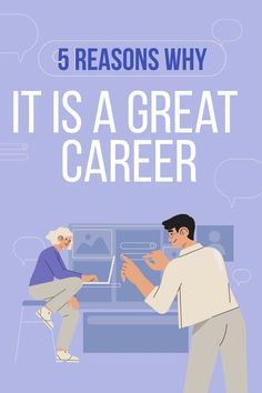 In this article, we will discuss the five reasons why IT is a great career and career opportunities. First of all, IT is a technical field. So you get to learn a lot of new things which will help you achieve success in your career. Next, IT is always in demand. There is not a day when there are not many graduates available for jobs in this field. You can always opt for better jobs if you have good skills. Real Escape Room, Job Hunting Tips, Career Help, Most Played, Family Weekend, Civil Service, Best Careers, Best Laptops, Career Opportunities