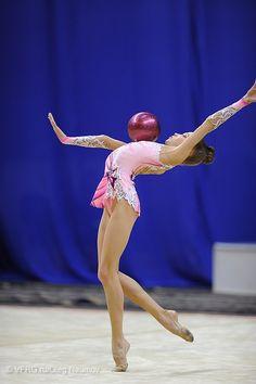 rhythmic gymnastics / Daria Dubova / RUS / 2012