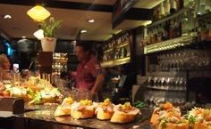Private-guided pintxos tours in Bilbao and San Sebastian #foodie #luxuryfoodtravel