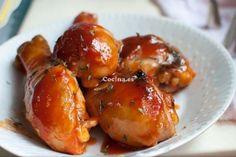Receta Muslos de pollo a la naranja: http://muslos-de-pollo-a-la-naranja.recetascomidas.com/
