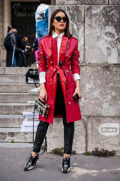 STYLECASTER | Best of Paris Fashion Week Street Style