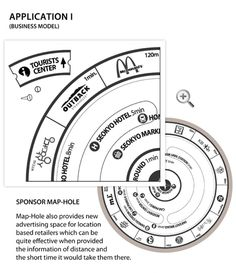 Map Hole Points The Way | Yanko Design