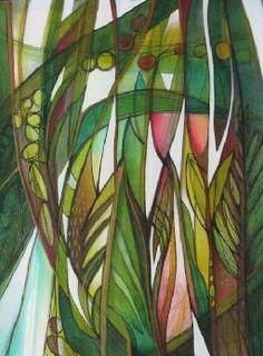 Canadian Artist Debra Andrews