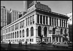 Chicago Public Library (now the Chicago Cultural Center), ca. 1960s