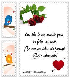 frases romànticas para el aniversario de novios, mensajes de texto romànticos para el aniversario de novios: http://www.datosgratis.net/frases-romanticas-para-el-aniversario-de-novios/