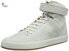 Lacoste Tamora HI 116 1 Caw Wht, Baskets Basses Femme, Blanc Cassé-Elfenbein (Off White-098), 39 EU - Chaussures lacoste (*Partner-Link)