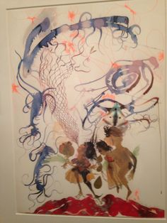 """Dangerous World"", 2010 by Rina Banerjee"