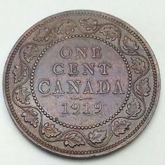 Canadian Coins, Copper, Surface, Canada, Personalized Items, Ebay, History, Brass