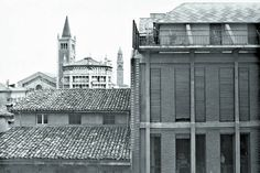 Franco Albini and the reconstruction of the city of Parma: method and the rule   Area