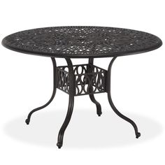 Floral Blossom 42-inch Round Dining Table by Home Styles (Black) Patio  sc 1 st  Pinterest & 100+ 6 Chair Round Dining Table Set - Best Home Office Furniture ...